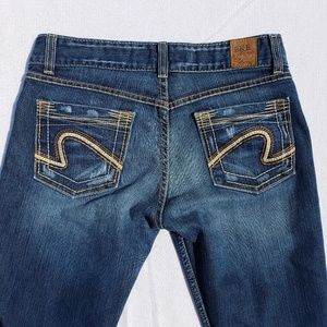BKE distressed women's size 29×31.5 jeans